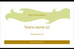 Femme aux orchidées Étiquettes badges autocollants - gabarit prédéfini. <br/>Utilisez notre logiciel Avery Design & Print Online pour personnaliser facilement la conception.