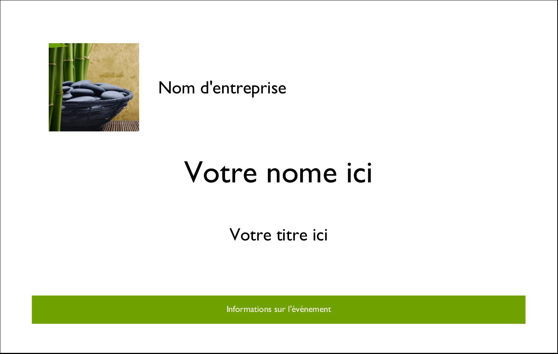 """2¼"""" x 3½"""" Badges - Bien-être"""