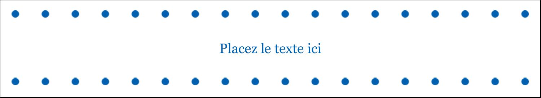 Typographie Reliures - gabarit prédéfini. <br/>Utilisez notre logiciel Avery Design & Print Online pour personnaliser facilement la conception.