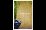 Bien-être Cartes Et Articles D'Artisanat Imprimables - gabarit prédéfini. <br/>Utilisez notre logiciel Avery Design & Print Online pour personnaliser facilement la conception.
