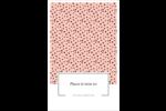 Jolis pois Reliures - gabarit prédéfini. <br/>Utilisez notre logiciel Avery Design & Print Online pour personnaliser facilement la conception.