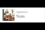 Pain et dessert Étiquettes Polyvalentes - gabarit prédéfini. <br/>Utilisez notre logiciel Avery Design & Print Online pour personnaliser facilement la conception.