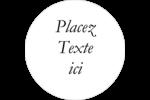 Ellipse Étiquettes à codage couleur - gabarit prédéfini. <br/>Utilisez notre logiciel Avery Design & Print Online pour personnaliser facilement la conception.