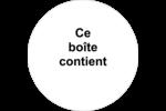 Rapport financier Étiquettes à codage couleur - gabarit prédéfini. <br/>Utilisez notre logiciel Avery Design & Print Online pour personnaliser facilement la conception.