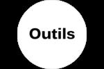 Bleu de travail  Étiquettes à codage couleur - gabarit prédéfini. <br/>Utilisez notre logiciel Avery Design & Print Online pour personnaliser facilement la conception.