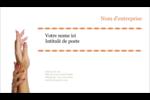 Soins de beauté Carte d'affaire - gabarit prédéfini. <br/>Utilisez notre logiciel Avery Design & Print Online pour personnaliser facilement la conception.