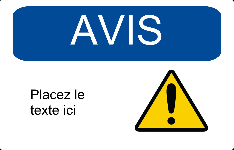 x  Industrial Label - Notice Restricted