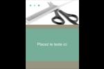 Soins des cheveux Carte Postale - gabarit prédéfini. <br/>Utilisez notre logiciel Avery Design & Print Online pour personnaliser facilement la conception.