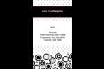 Beauté à l'état pur Carte d'affaire - gabarit prédéfini. <br/>Utilisez notre logiciel Avery Design & Print Online pour personnaliser facilement la conception.