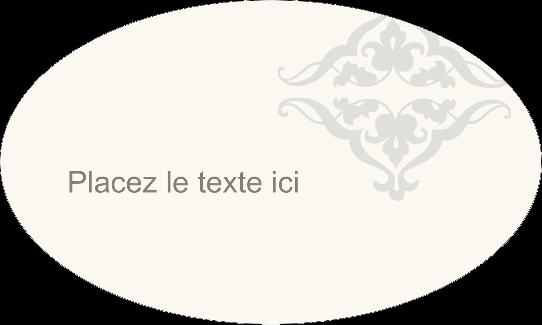 """1½"""" x 1½"""" Étiquettes carrées - Manuscrit de mariage"""