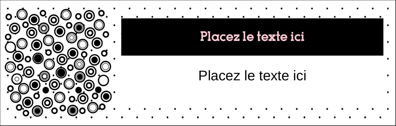 """4¼"""" x 5½"""" Carte de note - Beauté à l'état pur"""