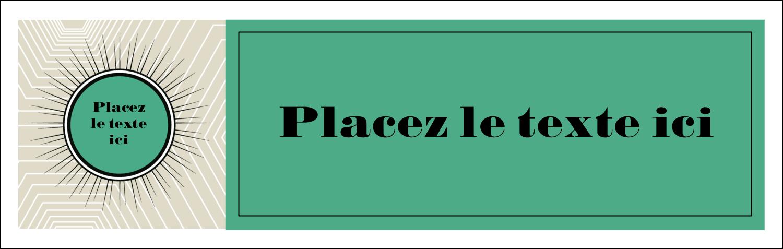 """4¼"""" x 5½"""" Carte de note - Explosion de vert"""