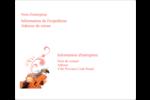Musique de violon Étiquettes d'expédition - gabarit prédéfini. <br/>Utilisez notre logiciel Avery Design & Print Online pour personnaliser facilement la conception.