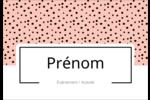 Jolis pois Étiquettes à codage couleur - gabarit prédéfini. <br/>Utilisez notre logiciel Avery Design & Print Online pour personnaliser facilement la conception.