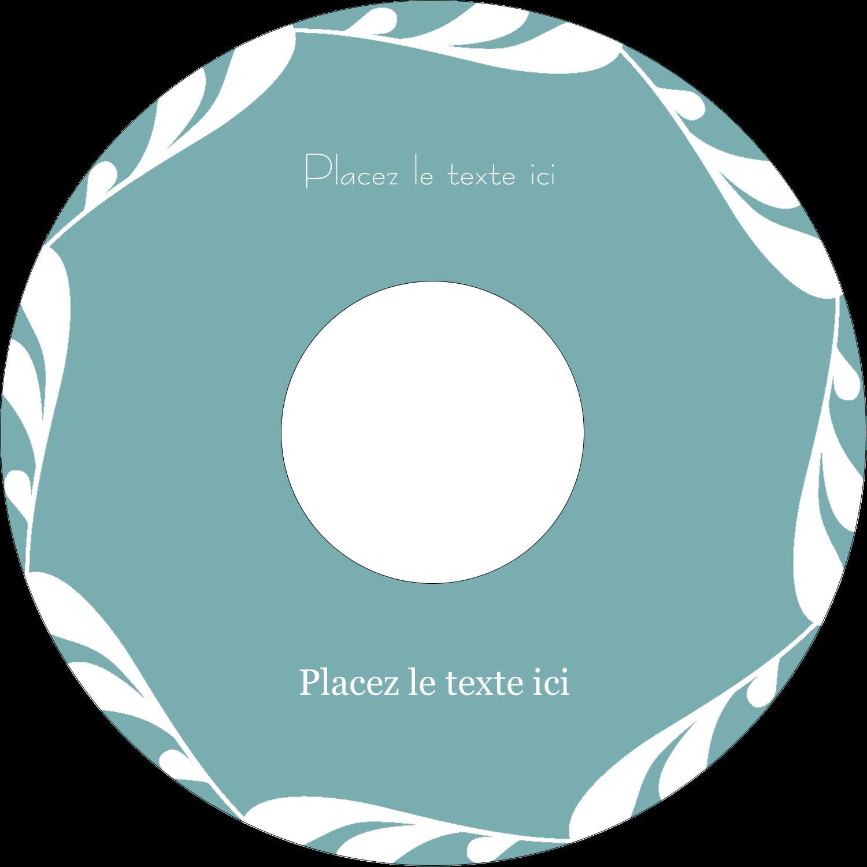 """⅔"""" x 3-7/16"""" Étiquettes de classement - Filigrane"""