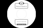 Logo simple Étiquettes de classement - gabarit prédéfini. <br/>Utilisez notre logiciel Avery Design & Print Online pour personnaliser facilement la conception.