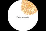 Ex-libris générique  Étiquettes de classement - gabarit prédéfini. <br/>Utilisez notre logiciel Avery Design & Print Online pour personnaliser facilement la conception.