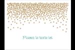 Lumières dorées Étiquettes badges autocollants - gabarit prédéfini. <br/>Utilisez notre logiciel Avery Design & Print Online pour personnaliser facilement la conception.