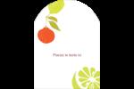 Fruits rétro Étiquettes rectangulaires - gabarit prédéfini. <br/>Utilisez notre logiciel Avery Design & Print Online pour personnaliser facilement la conception.