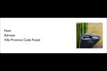 Bien-être Étiquettes d'adresse - gabarit prédéfini. <br/>Utilisez notre logiciel Avery Design & Print Online pour personnaliser facilement la conception.