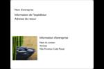 Bien-être Étiquettes d'expédition - gabarit prédéfini. <br/>Utilisez notre logiciel Avery Design & Print Online pour personnaliser facilement la conception.