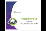 OVNI Étiquettes d'expédition - gabarit prédéfini. <br/>Utilisez notre logiciel Avery Design & Print Online pour personnaliser facilement la conception.
