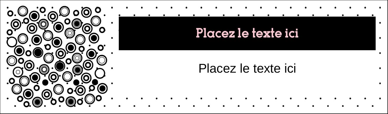 """3½"""" x 11"""" Affichette - Beauté à l'état pur"""