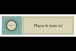 Explosion fauve Affichette - gabarit prédéfini. <br/>Utilisez notre logiciel Avery Design & Print Online pour personnaliser facilement la conception.
