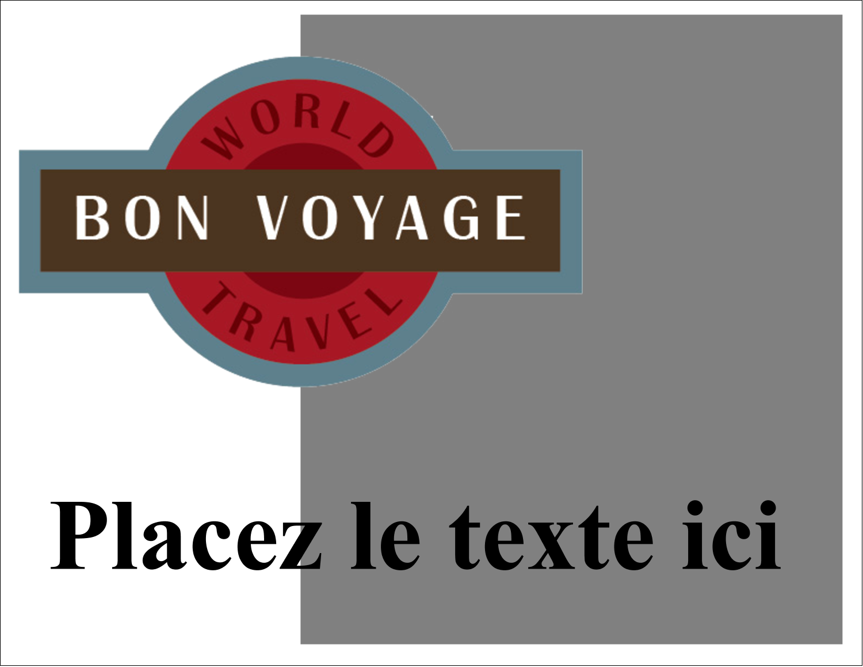 "4¼"" x 5½"" Cartes de notes - Voyage d'antan"