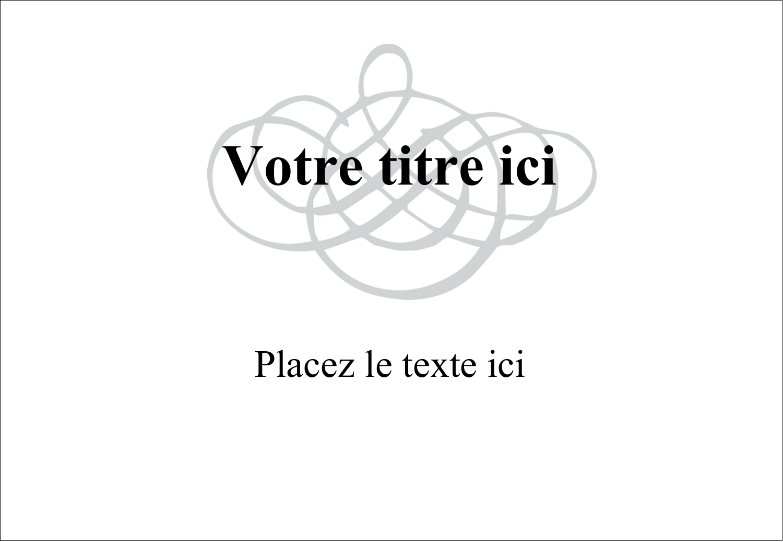 Monogramme de mariage Badges - gabarit prédéfini. <br/>Utilisez notre logiciel Avery Design & Print Online pour personnaliser facilement la conception.
