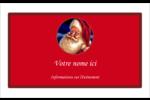 Père Noël rétro Badges - gabarit prédéfini. <br/>Utilisez notre logiciel Avery Design & Print Online pour personnaliser facilement la conception.