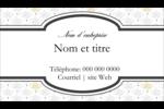 Monogramme de mariage Carte d'affaire - gabarit prédéfini. <br/>Utilisez notre logiciel Avery Design & Print Online pour personnaliser facilement la conception.