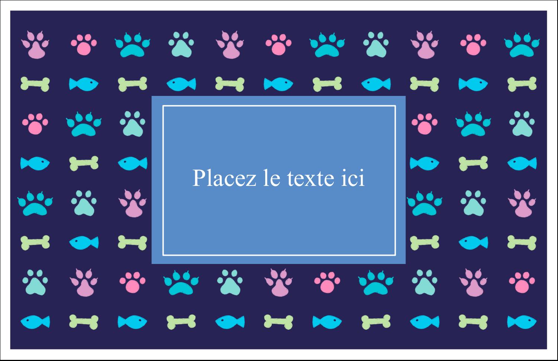 """8½"""" x 11"""" Cartes Et Articles D'Artisanat Imprimables - Amis poilus"""