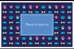Amis poilus Cartes Et Articles D'Artisanat Imprimables - gabarit prédéfini. <br/>Utilisez notre logiciel Avery Design & Print Online pour personnaliser facilement la conception.