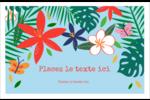 Plantes tropicales Cartes Et Articles D'Artisanat Imprimables - gabarit prédéfini. <br/>Utilisez notre logiciel Avery Design & Print Online pour personnaliser facilement la conception.