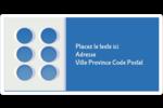 4e étage  Étiquettes de classement écologiques - gabarit prédéfini. <br/>Utilisez notre logiciel Avery Design & Print Online pour personnaliser facilement la conception.