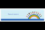 Éducation des enfants Affichette - gabarit prédéfini. <br/>Utilisez notre logiciel Avery Design & Print Online pour personnaliser facilement la conception.