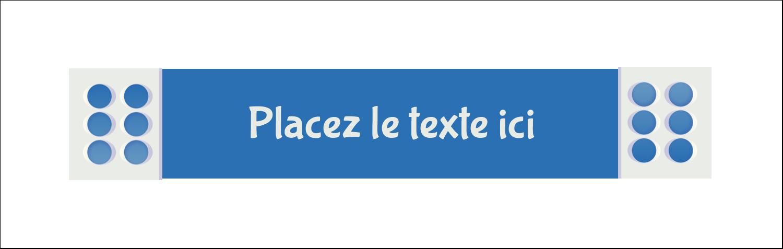 """4¼"""" x 5½"""" Cartes de notes - 4e étage"""