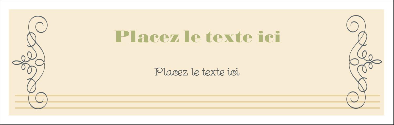"""4¼"""" x 5½"""" Carte de note - Souhaits d'anniversaire"""