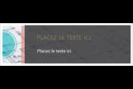 Architecture  Cartes de notes - gabarit prédéfini. <br/>Utilisez notre logiciel Avery Design & Print Online pour personnaliser facilement la conception.