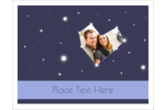 The stars will align for custom projects using pre-designed Anniversary Stars templates.