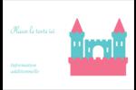 Château Étiquettes à codage couleur - gabarit prédéfini. <br/>Utilisez notre logiciel Avery Design & Print Online pour personnaliser facilement la conception.
