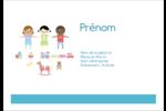 Éducation et préscolaire Étiquettes à codage couleur - gabarit prédéfini. <br/>Utilisez notre logiciel Avery Design & Print Online pour personnaliser facilement la conception.