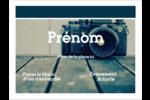 Appareil photo Badges - gabarit prédéfini. <br/>Utilisez notre logiciel Avery Design & Print Online pour personnaliser facilement la conception.