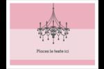 Chandelier Badges - gabarit prédéfini. <br/>Utilisez notre logiciel Avery Design & Print Online pour personnaliser facilement la conception.