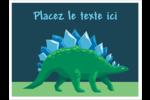 Dinosaure Badges - gabarit prédéfini. <br/>Utilisez notre logiciel Avery Design & Print Online pour personnaliser facilement la conception.