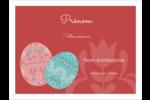 Tartan de Pâques Badges - gabarit prédéfini. <br/>Utilisez notre logiciel Avery Design & Print Online pour personnaliser facilement la conception.