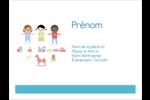 Éducation et préscolaire Badges - gabarit prédéfini. <br/>Utilisez notre logiciel Avery Design & Print Online pour personnaliser facilement la conception.