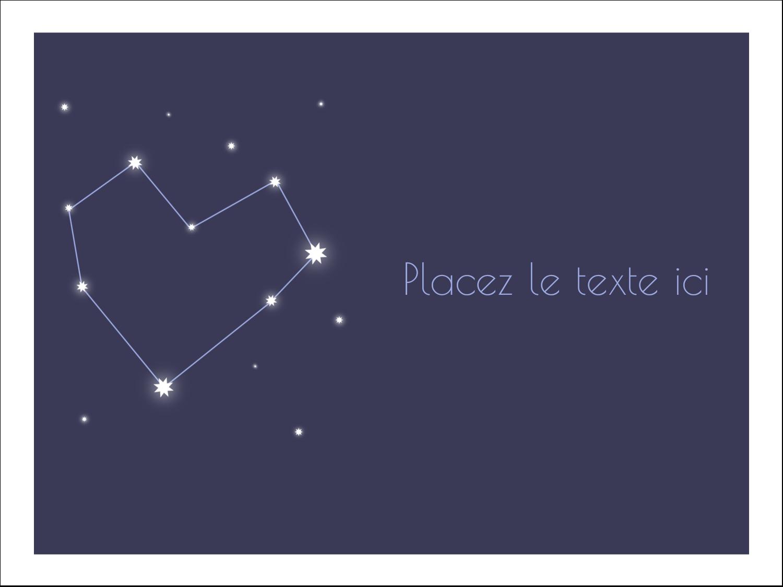 """3"""" x 4"""" Badges - Étoiles d'anniversaire"""
