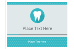 Customize your next project with pre-designed Dentist Tooth templates.